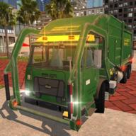 美国垃圾车模拟器手游