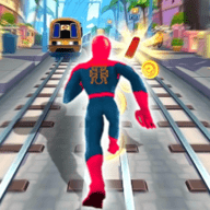 地铁赛跑英雄