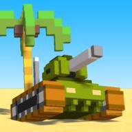 像素坦克游戏