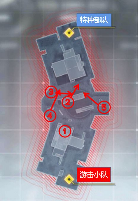 使命召唤手游核弹小镇远东游击小队玩法配合攻略