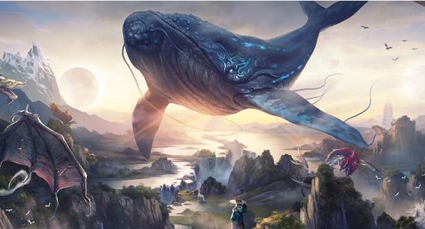 妄想山海寒冥鲲进化与获取方式一览
